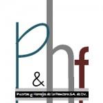 1 PUERTAS Y HERRAJES DE LA FRONTERA, S.A. DE C.V.
