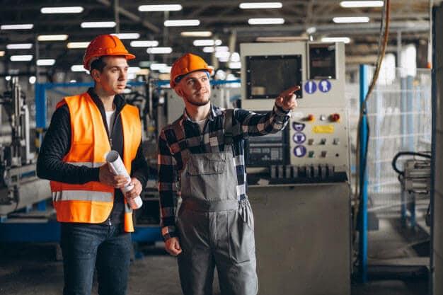 mantenimiento industrial preventivo y la seguridad industrial